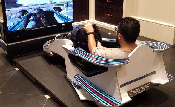 رانندگی مجازی با شبیه ساز، راه آسان برای ورود به مسابقات واقعی