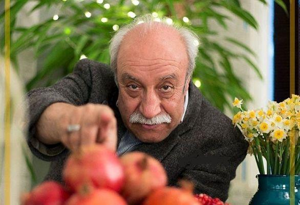 آقا نیکی معروف دهه 70 تلویزیون درگذشت + عکس