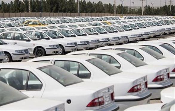 دلیل خواب 110 هزار خودروی ناقص در انبار خودروسازان