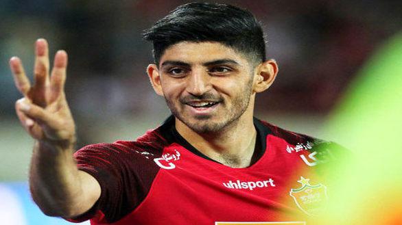 تصمیم عجیب یحیی گل محمدی علیه ستاره ملی پوش پرسپولیس