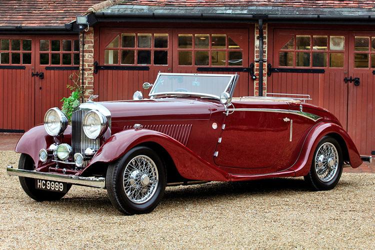 Bentley 3 0.5 Litre