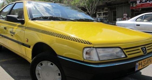 رایگان شدن یک هفتهای معاینه فنی تاکسیهای تهران