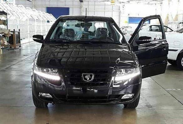خودروهای «سال» جدید ایران خودرو رونمایی می شود (عکس)