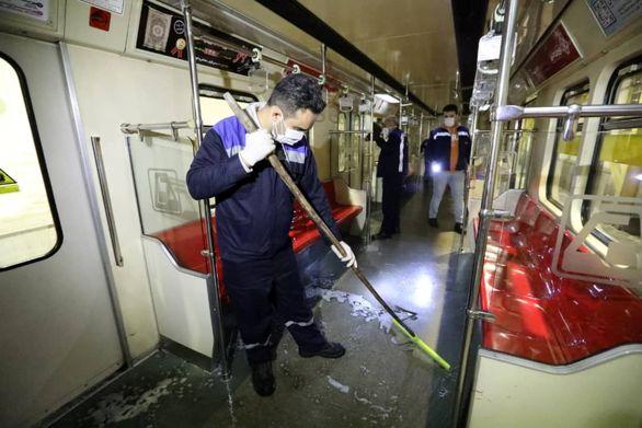 قیمت عرضه ماسک تنفسی در مترو و اسامی ایستگاه های محل عرضه ماسک