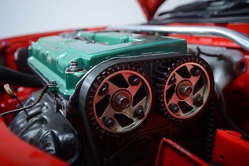 آشنایی با پیچیده ترین موتور خودروها (تصاویر)