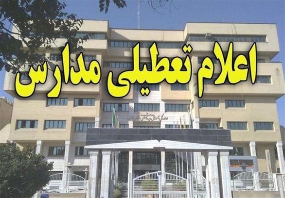 جزئیات تعطیلی مدارس تهران و استان تهران در روز شنبه / زوج و فرد از درب منزل