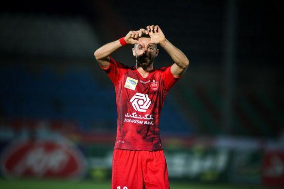شلیک به موقع پرسپولیس به قلب تیم سعودی