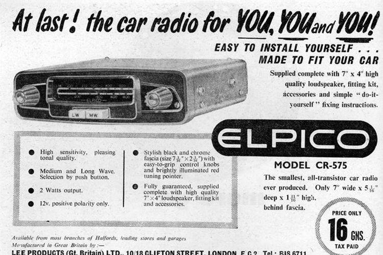 Elpico radio