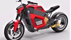 موتورسیکلت تمام برقی که 300 کیلومتر پیمایش دارد
