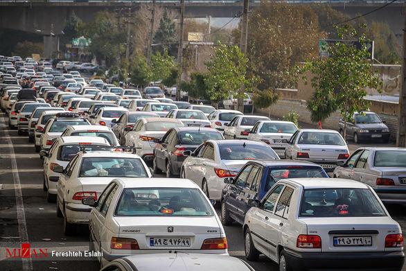 رانندگان بخوانند / محدودیت های ترافیکی تا روز شنبه
