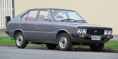 پونی جی ال اس مدل 1982