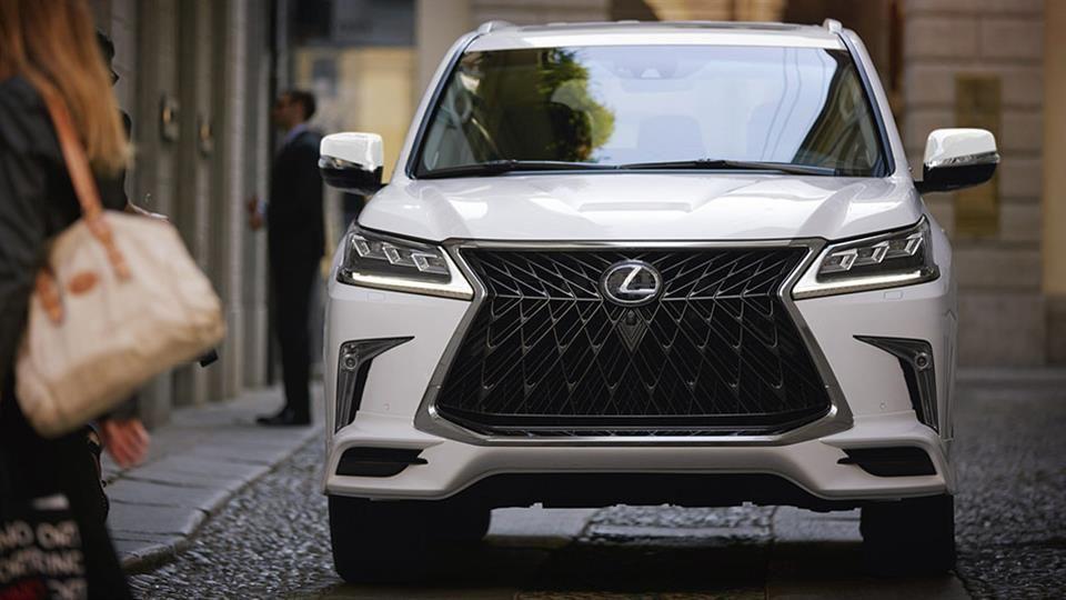 لکسوس LX مدل 2020