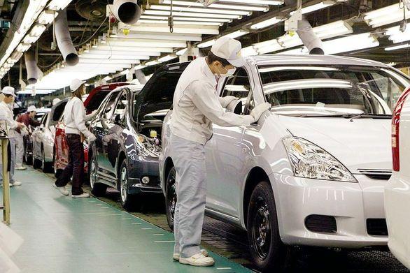 جهش ناگهانی فروش خودرو در بازار ژاپن