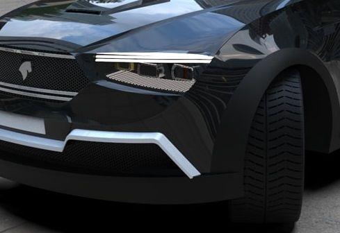 این خودرو شاید پیکان جدید باشد (عکس لو رفته)