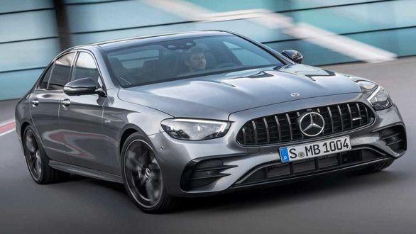 مرسدس بنز E53 AMG مدل 2021 رونمایی شد