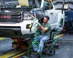 بحران تراشه دست از سر خودروسازان بزرگ بر نمی دارد   تولید جنرال موتورز سقوط کرد
