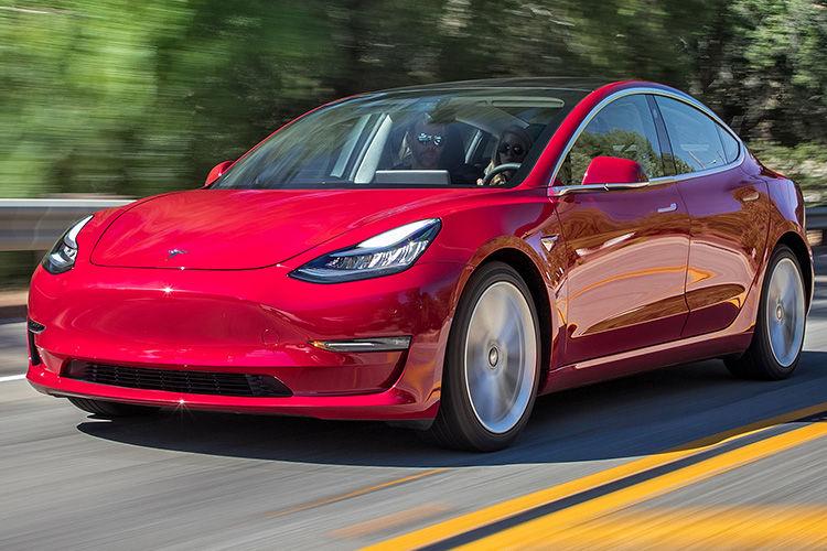 تسلا مدل 3 Tesla