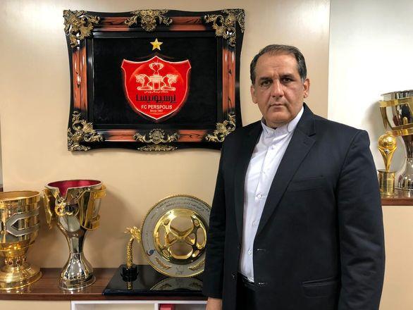 رسولپناه هم خبر بازداشت مدیر پرسپولیسی را تأیید کرد