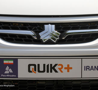 خودرو سایپا کوییک R پلاس را ببینید