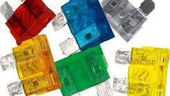 آشنایی با رنگ های فیوز