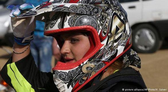 نظر پلیس راهور درباره حکم دیوان عدالت برای موتورسواری زنان