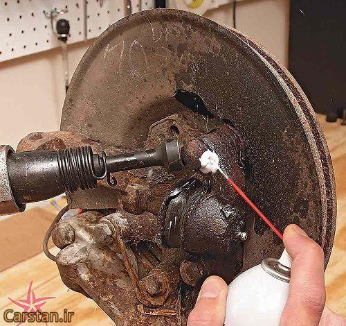 نحوه باز کردن پیچ زنگ زده نحوه باز کردن پیچ بریده آموزش تاسیسات مکانیکی بهترین ابزار مکانیکی بهترین ابزار کار باز کردن پیچ با دریل باز کردن پیچ های سفت نحوه بستن پیچ و مهره چگونه پیچ هرز را باز کنم چگونه مهره زنگ زده را باز کنیم آموزش مکانیک خودرو