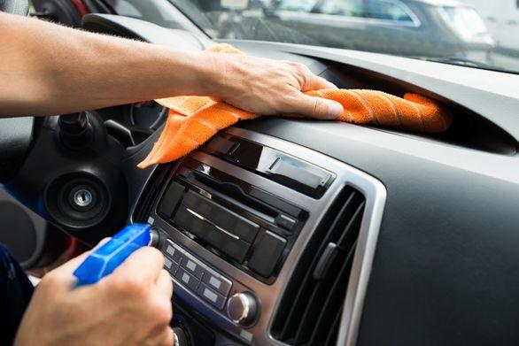 آموزش ضدعفونی کردن خودرو