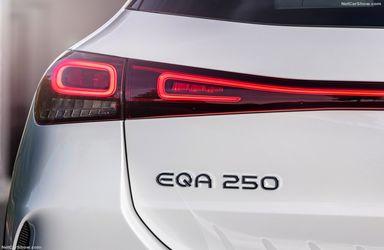 مرسدس بنز EQA مدل 2022