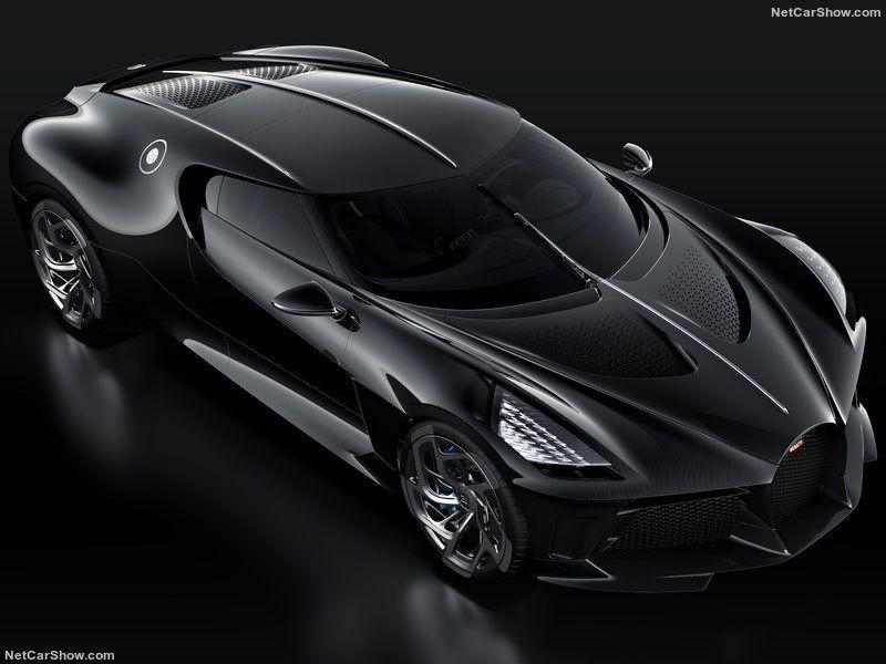 جنجال رونمایی بوگاتی از نمونه ناقص گران ترین خودرو دنیا