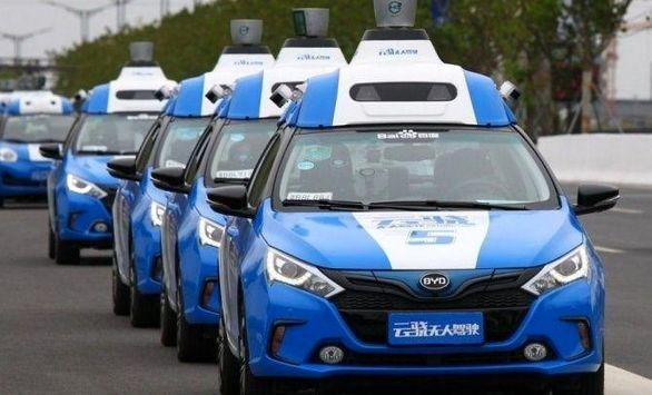 جاه طلبی چینی ها برای خودروهای خودران