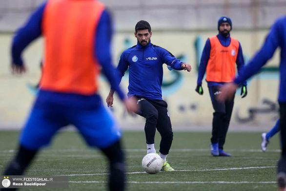 رونمایی از جانشین علی کریمی در استقلال در بازی فردا