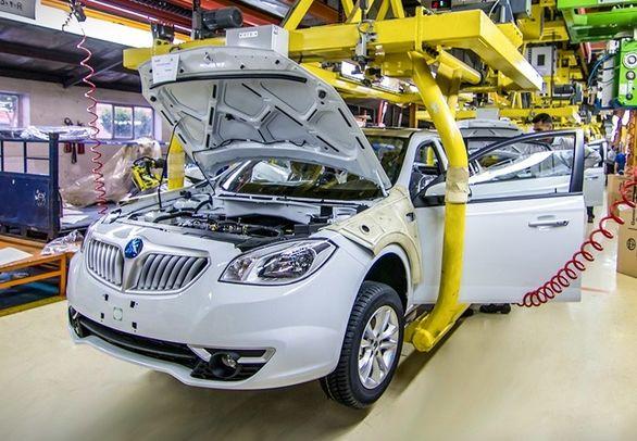 کارنامه خودروسازان خصوصی در دوران تحریم   چینی ها علیه تحریم