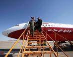 رونمایی سامانه آتش نشانی هوایی پیشرفته سنگین در ایران
