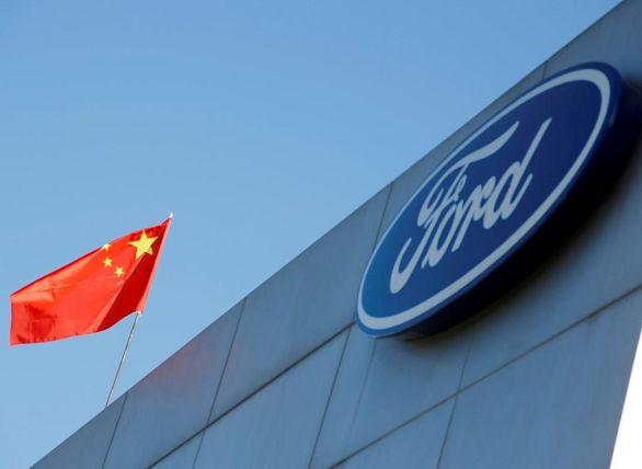 سقوط فورد در بازار چین