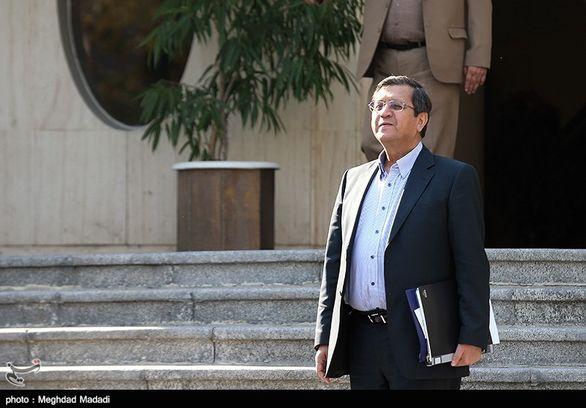 بازدید سرزده رئیس کل بانک مرکزی از بازار ارز فردوسی