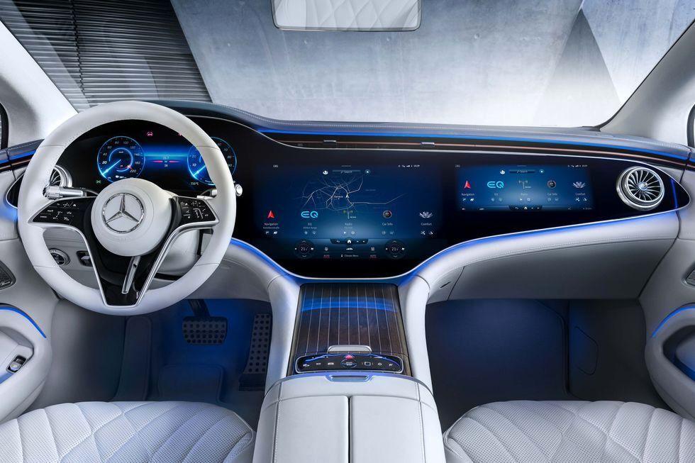 هر آنچه نیاز است از جدیدترین خودرو تمام الکتریکی مرسدس بدانید