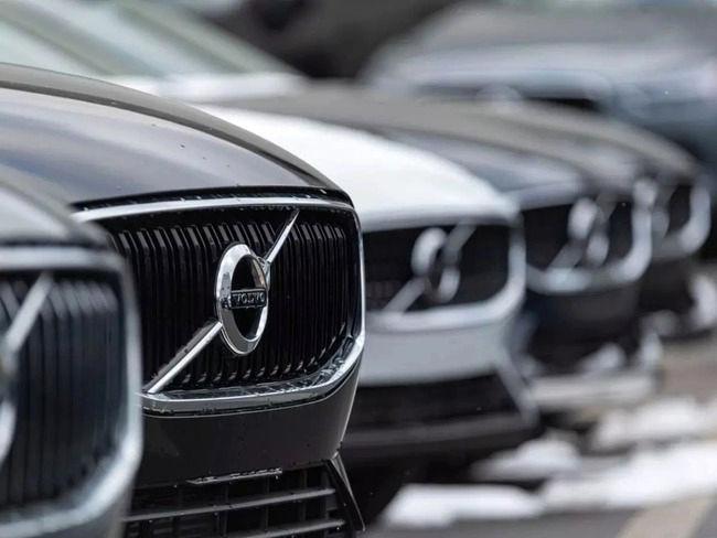 استفاده ولوو از مواد بازیافتی در خودروهای جدید