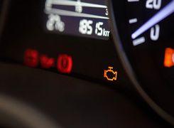 چرا چراغ چک خودرو روشن شده است؟
