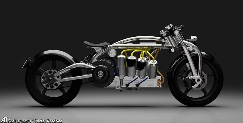 کورتیس؛ معجون فناوری و طراحی کلاسیک روی دوچرخ!(+تصاویر)
