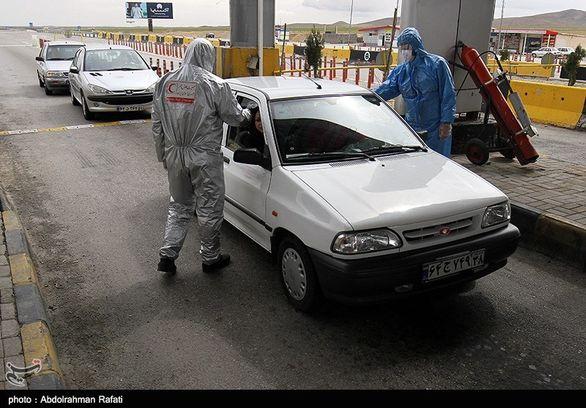 ورود خودرو با پلاک های غیربومی به ورامین ممنوع شد