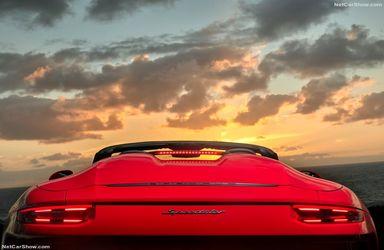 پورشه 911 اسپیدستر مدل 2019