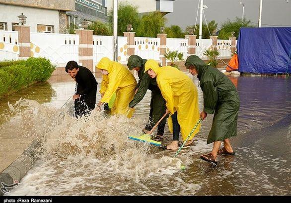اعلام جدید سازمان هواشناسی در مورد بارش باران و سیلاب