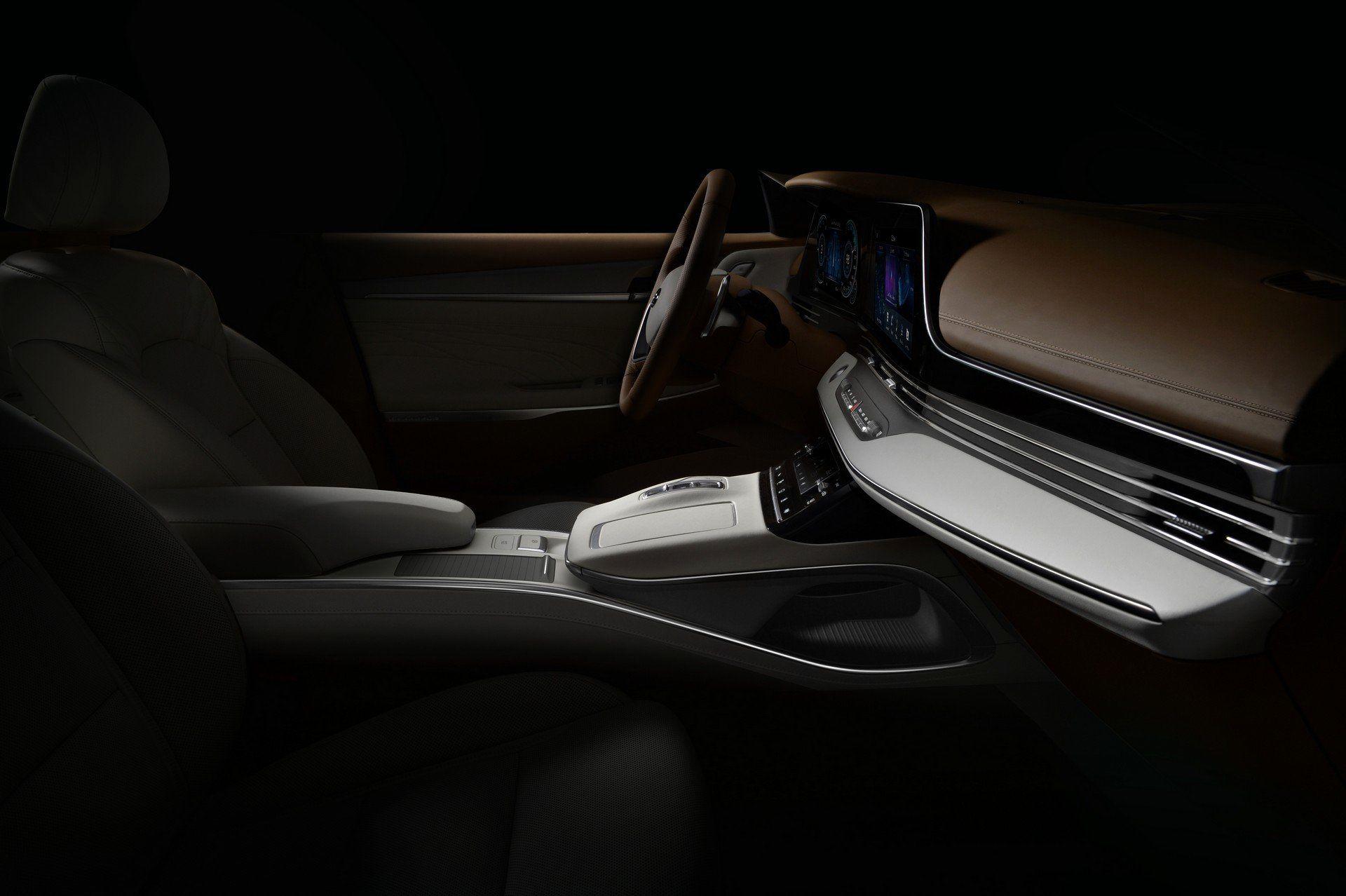 انتشار تصاویر از خودرو Azera 2020 هیوندا +تصاویر