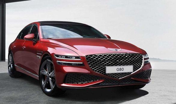 جنسیس G80 مدل 2022 | رقابت بیشتر با ب ام و سری 5