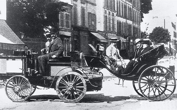 Paris-Rouen road race