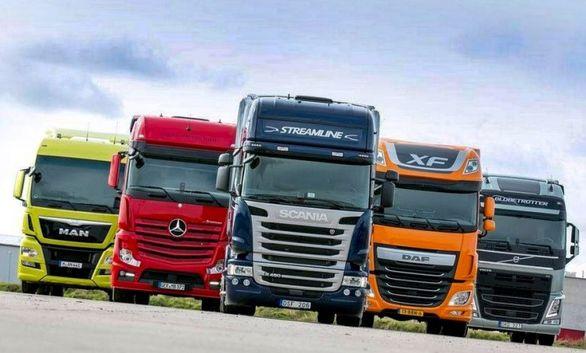 کارشناسی کامیون 90 میلیون تومان