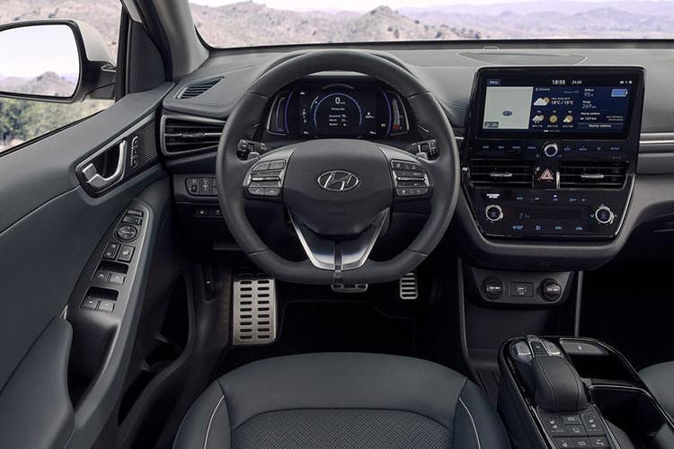 Hyundai IONIQ Electric / هیوندای آیونیک