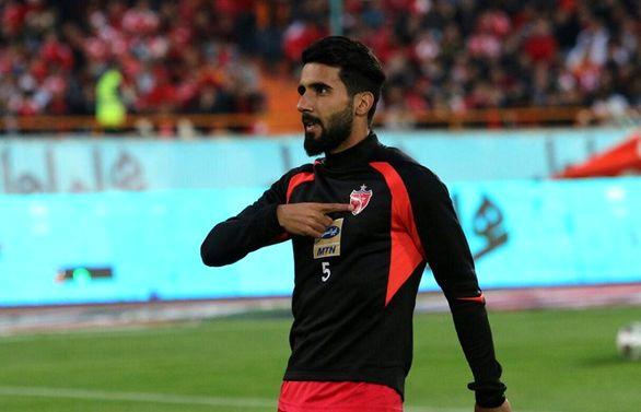 بازیکن عراقی پرسپولیس را تهدید کرده بود؟!