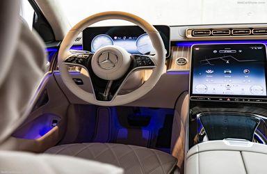 مرسدس بنز S500 مدل 2021