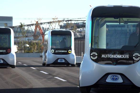 ممنوعیت استفاده از خودروهای خودران تویوتا در پارالمپیک